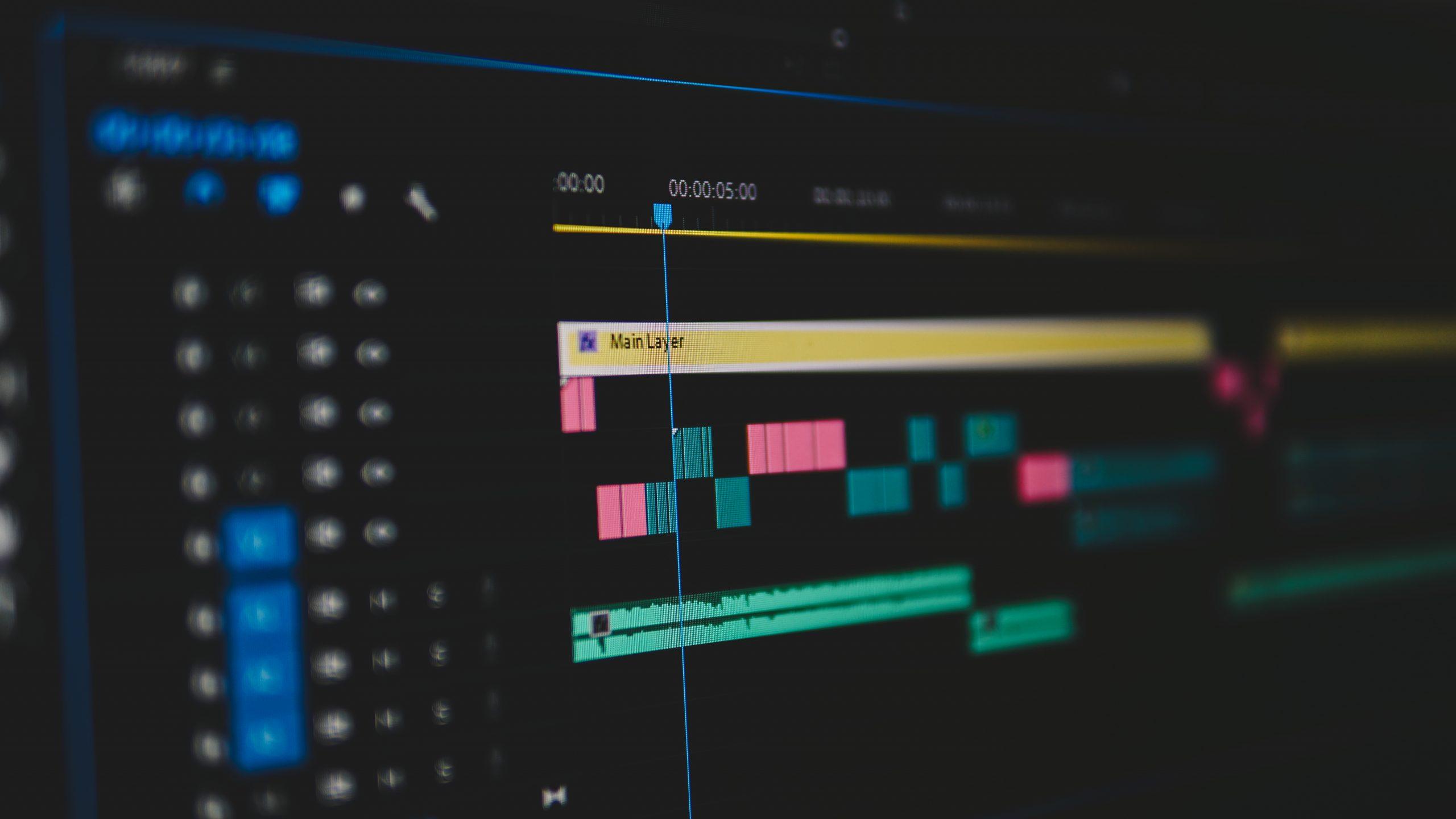 montage film d'entreprise sous-titrage